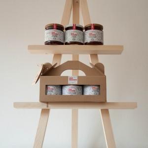 Jamsessions de iarnă: dulceață ardei iuți, de portocale cu lamâi și cu scorțișoară, de caise cu ghimbir și mentă