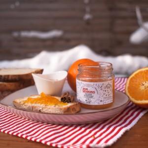 Jamsessions de portocale cu lămâi și scorțișoară